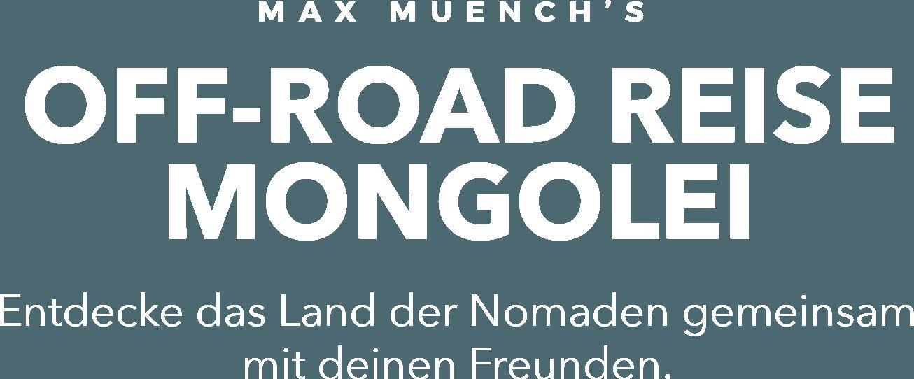Mongolia Self-Drive Tour