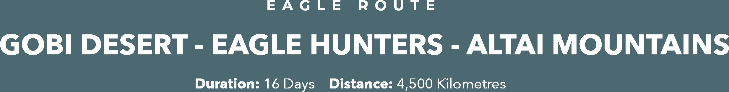 Eagle Route